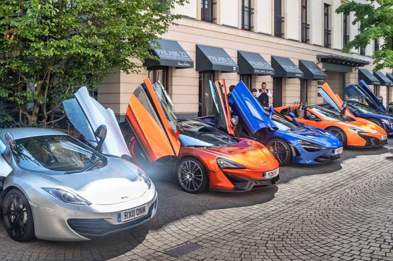 mclaren und e-aviation: e-aviation